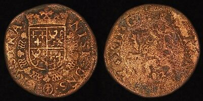 GHENT (City) - 1582 12 Mijten - Francis of Anjou - Mintage of 133,076!