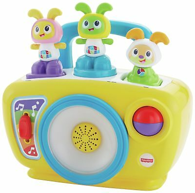 Fisher-Price BeatBo Boogie Boom Box 6+ Months