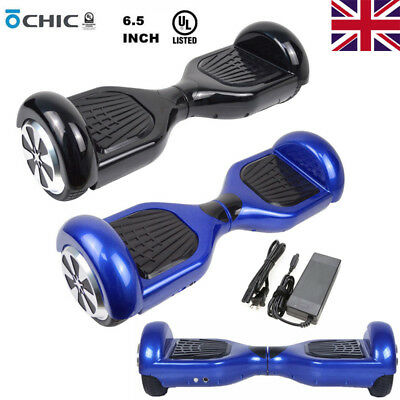 """6.5"""" CHIC UL 2272 Scooter Self Balancing Electric hoverboard Certified UK Stock"""