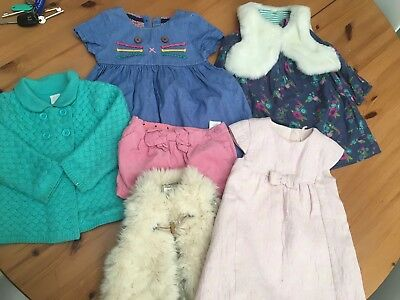 12-18 Month Girls Bundle including Next, Zara, Mothercare and Mini Club