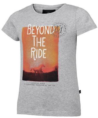 *SALE* Mountain Horse SunSet Junior T-Shirt - RRP £29.00