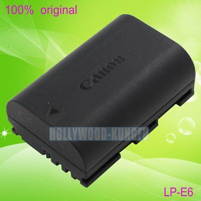 Genuine Original LP-E6 Battery For Canon EOS 5DII 60D 70D 80D LC-E6E LP-E6N