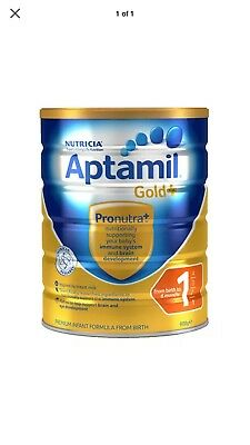 NEW Aptamil Gold+ 1 Infant Formula from birth to 6 months