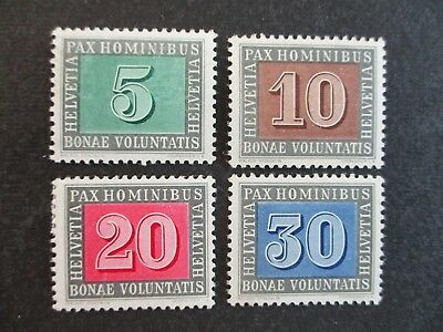 Switzerland Stamps: Mint and Used - Excellent Items, Must Have! (7115)