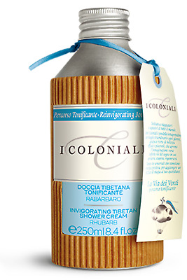 I Coloniali Invigorating Tibetan Shower Cream 250ml