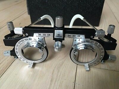 Lombart Marcos Trial Lens Frame Brand New Optomerty ,ophthalmology ,  Optician