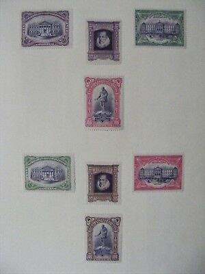 spain stamps Mint hinged