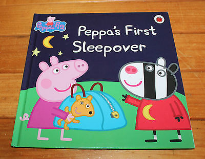 Peppa Pig, Peppas First Sleepover