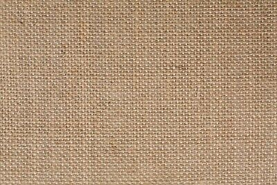 "HESSIAN FABRIC - Upholstery , Weddings , Craft (54"" wide - 10oz) - BURLAP JUTE"