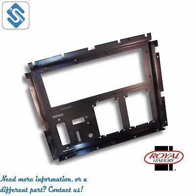 Control Panel Weldment Assembly for Royal GIII Vendors - Royal 290520