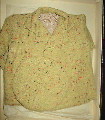 Terri Lee Doll  Clothing Jerri Lee Wool Top Coat and Cap MIB  1950s