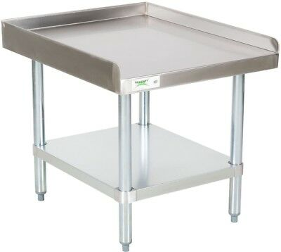 Stainless Steel Equipment Stand Commercial Work Food Prep Table Undershelf