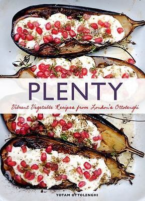 Plenty : Vibrant Vegetable Recipes from London's Ottolenghi by Yotam...