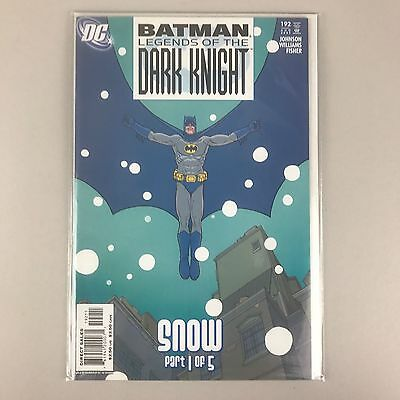 Batman Legends Of The Dark Knight # 192 (VF / NM) Flat Rate Combined Shipping!