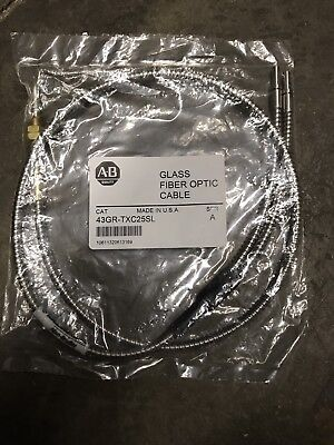 Allen Bradley 43GR-TBB25SL New In Sealed Bag