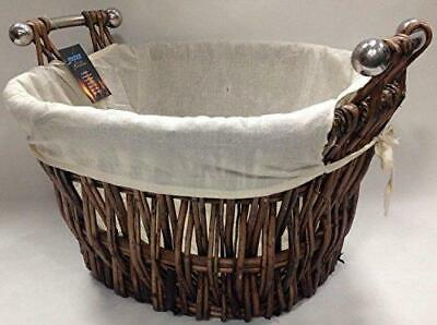 Manor 4056 Bampton Willow Basket Liner Only (1338 Basket not included)