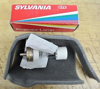 Sylvania GTE CBA Projector Projection Lamp Bulb 500W 120V USA New Old Stock NOS