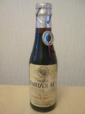 Unopened Collectable Bottle. Thomas Hardy's Ale 1986.