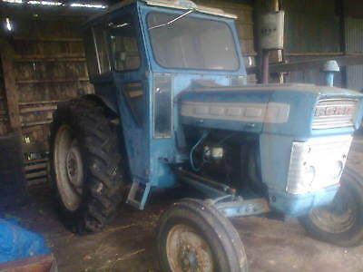 Ford 3000 tractor pre force