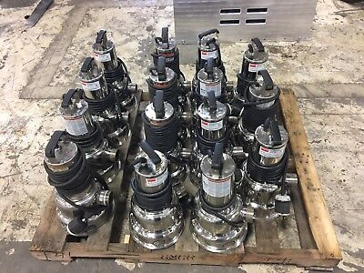 SS Dayton 1 hp Stainless Steel submersible Sewage Pump 2JGA7.