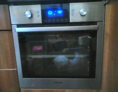 Samsung multifunctional oven electric