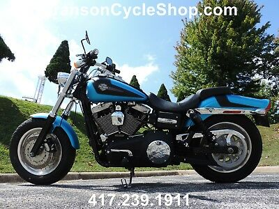 2009 Harley-Davidson Dyna  2009 Harley Davidson Dyna Fat Bob 96 ci, Security, Custom Paint, Clean Title!