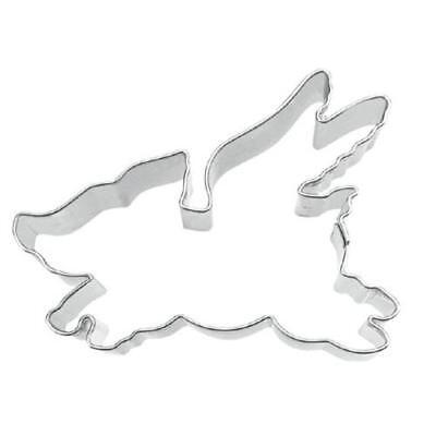 NEW Flying Pig Cookie Cutter