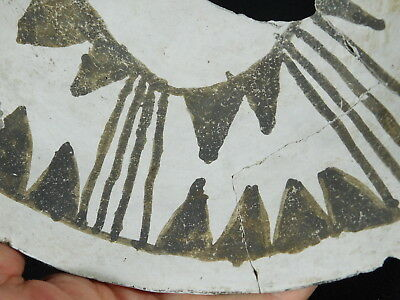 An Anasazi Pottery Shard or Sherd Found in Northeast Arizona! 186gr