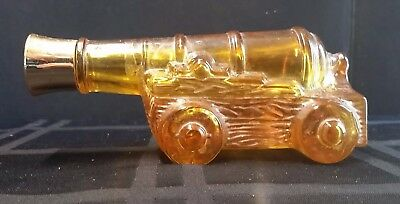 Avon Vintage Cannon After Shave Decanter - Old Spice