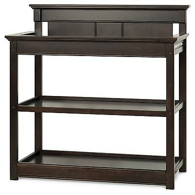 Child Craft Bradford Changing Table ~ NEW Espresso
