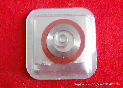 Genuine Omega Watch Part # 1208 Main Spring For Cal:1030