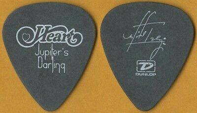Heart Mike Inez authentic 2004 tour signature Guitar Pick Alice in Chains AIC