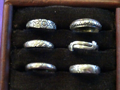 Sterling silver rings in bulk