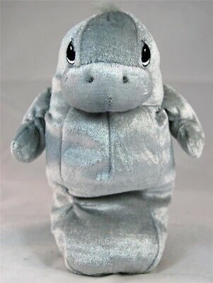 Precious Moments Tender Tails Endangered Manatee Limited Edition Plush - New