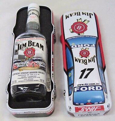 Jim Beam Special Edition Case with Bottle