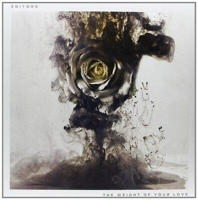 Editors - The Weight Of Your Love (2Lp+Cd) 3 Vinyl Lp + Cd New+