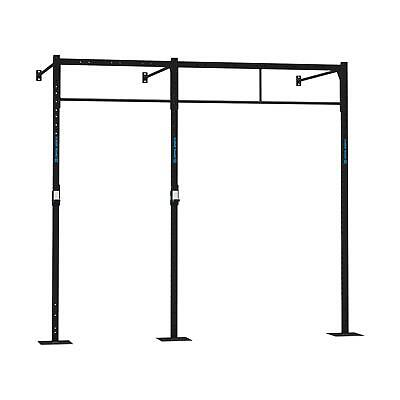 Multi Cross Training Fintess Rack Squat Cage Kraft Station Pull Up 293X170Cm