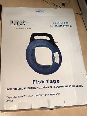 Electrical, Data And Telecommunications Fish Tape