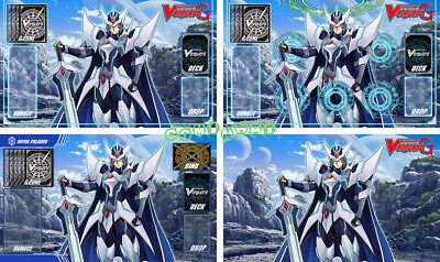 FREE MAT BAG Blaster Blade Exceed Cardfight Vanguard Custom Playmat
