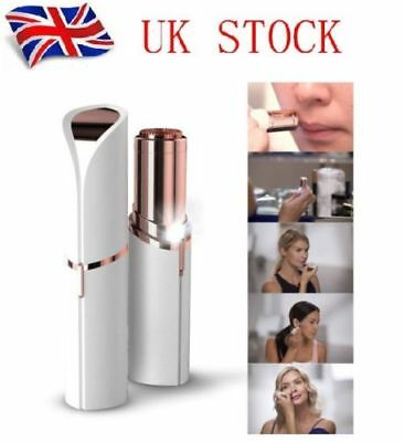 Brand New skin Women Painless Hair Remover Face Facial Finishing Touch Offer