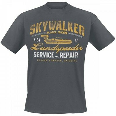 Star Wars - Skywalker - T-Shirt | Offizielles Merchandise | Lucasfilm