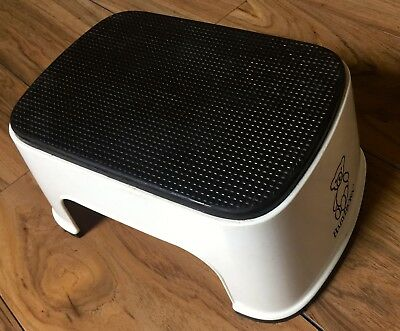Baby Bjorn Safe Step Stool White