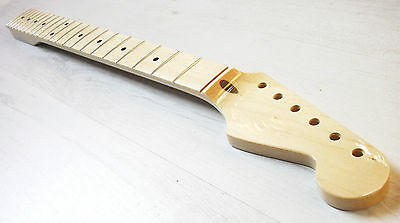 "göldo Modern Neck for Strat maple one piece maple 12"" 22 Frets"