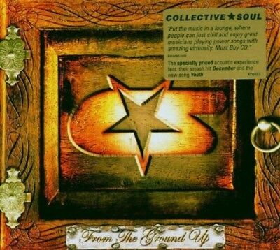Collective Soul - From The Ground Up  Cd New+