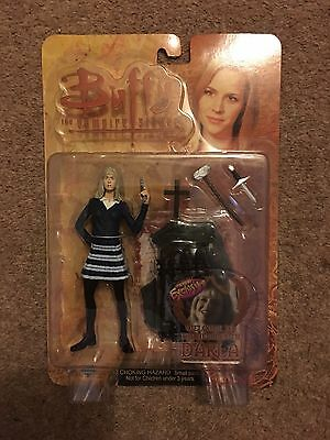 WELCOME TO HELLMOUTH DARLA - Buffy The Vampire Slayer Action Figure - NEW SEALED