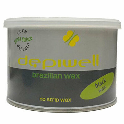 Depiwell Cera Brazilian Black Wax 400 Ml