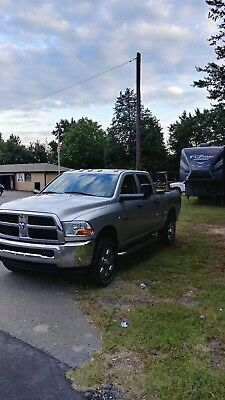 2012 Dodge Ram 3500 ST 2012 Dadge Ram 3500 Single Wheel with only 33k miles on it.
