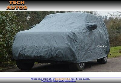 Range Rover L405 4x4 Fleece Lined Indoor Breathable Car Cover 2012-2017