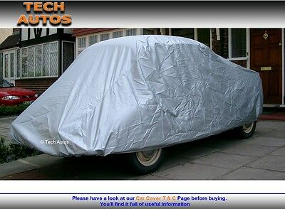 Lightweight Car Cover Water Resistant Voyager Morris Minor Saloon/Convertible