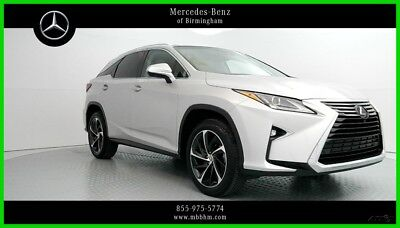 2016 Lexus RX 350 2016 350 Used 3.5L V6 24V Automatic FWD SUV